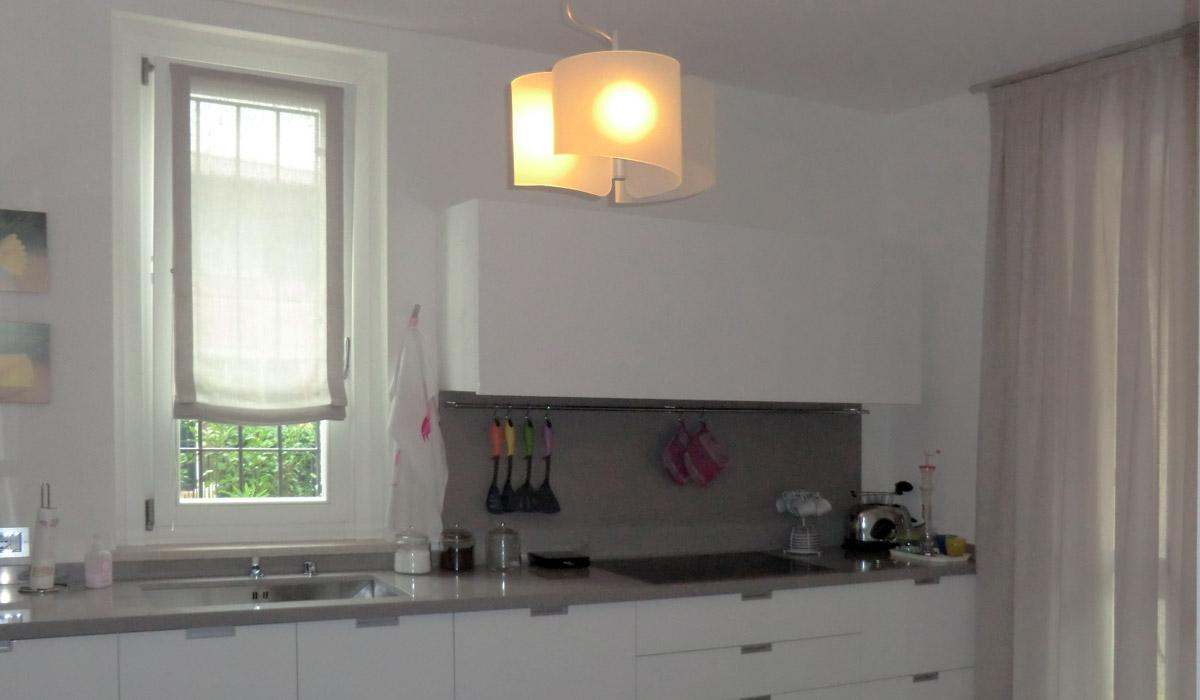 Belleri ambienti prima e dopo il nostro intervento - Ikea zanzariere per finestre ...