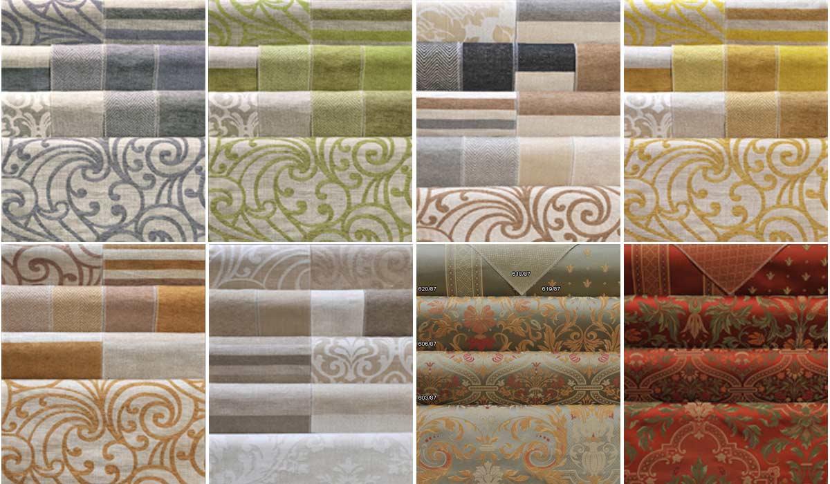 Belleri prodotti ignifughi alberghi uffici comunit - Tessuti per divani vendita on line ...