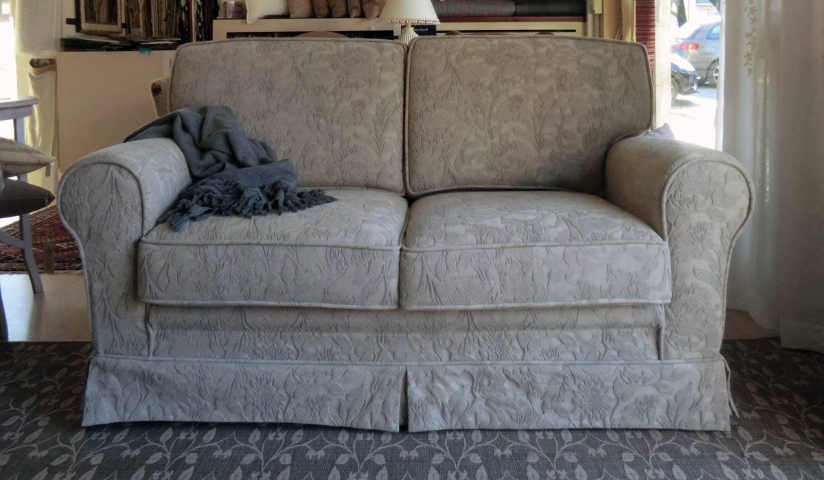 Belleri divani for Divano tessuto