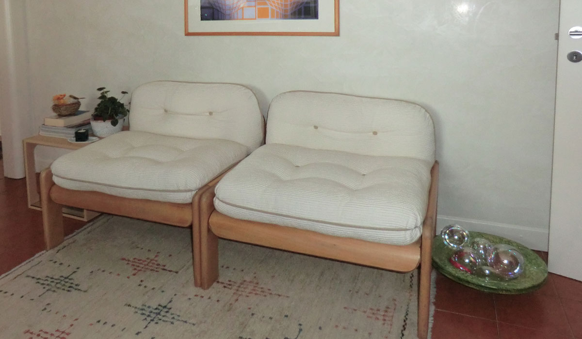 Belleri tappezzeria - Rifacimento cuscini divano ...
