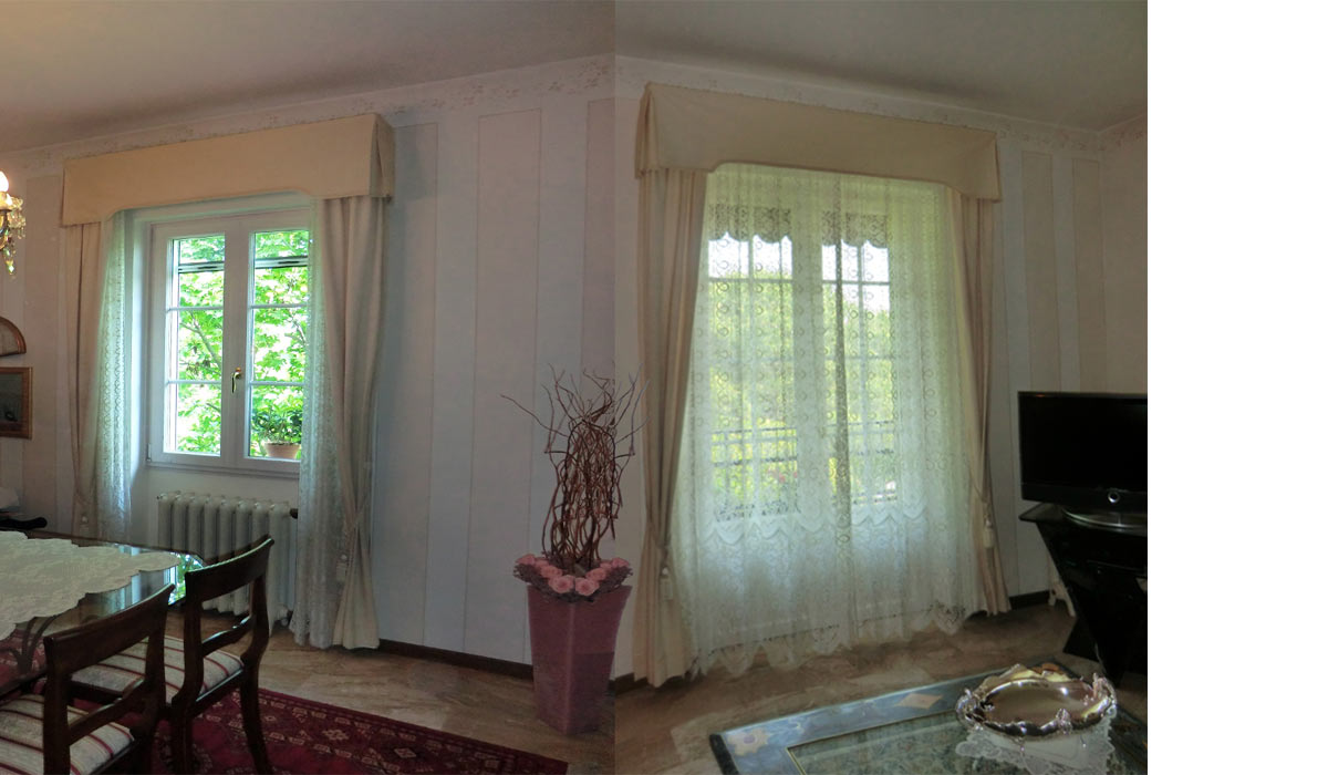 belleri - tende morbide classiche - Tende Per Un Salone Moderno 2