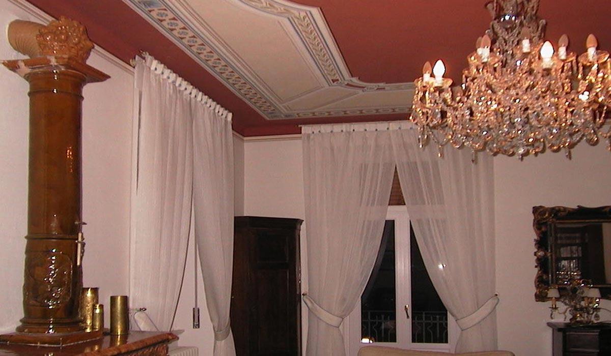 Tende dal soffitto ~ idee di design nella vostra casa
