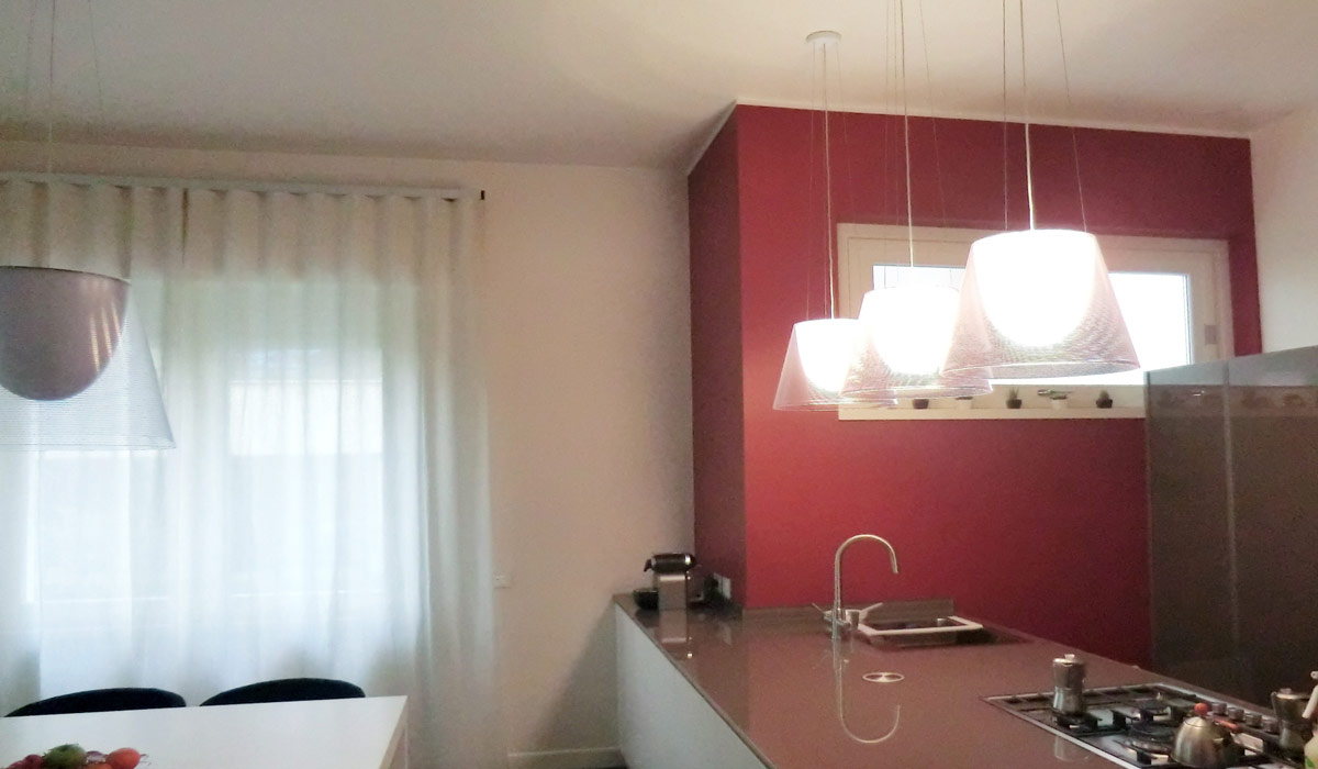 Awesome tende per interni torino tende per finestra cucina moderna tende per interni casa - Tende casa montagna ...