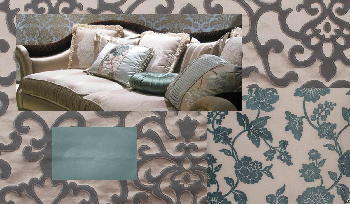 Tessuti per divani antichi: tessuti e rivestimenti per sedie sedie